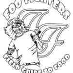 Foo Fighters bromean hasta en su guia de contratación