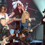 Grohl, Cornell, McCready y Cantrell se apuntaron a la fiesta de Rush y Heart en el Rock N' Roll Hall Of Fame