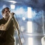 Nine Inch Nails: demo inédita y las espectaculares fotos de R. Sheridan