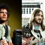 ¡John Frusciante y Omar Rodríguez forman un nuevo supergrupo!