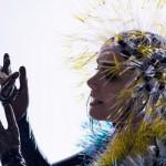 Björk comparte el impactante videoclip de 'Lionsong'