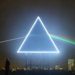 Tributo a Pink Floyd en el cielo londinense