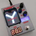 Nace un pedal de guitarra inspirado en el condensador de fluzo (Regreso al Futuro)