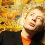 Vídeo de Thom Yorke interpretando música experimental en 1990