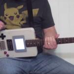 """Nace la guitarra """"Game Boy"""""""