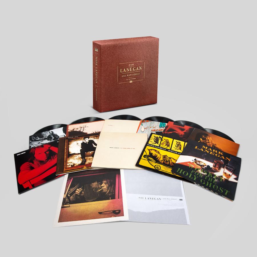 Mark Lanegan Field Songs