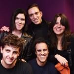 Jamie XX se unió al resto de The XX, Four Tet y Stella Mozgawa en la BBC Radio 1
