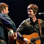 Damon Albarn y Noel Gallagher interpretaron juntos temas de Gorillaz y The Clash