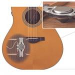 Yamaha produce una guitarra con efectos incorporados sin necesidad de amplificación