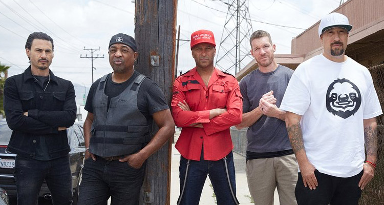 prophets of rage rage against the machine