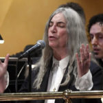 Patti Smith interpretó una versión de Bob Dylan en la ceremonia del Nobel