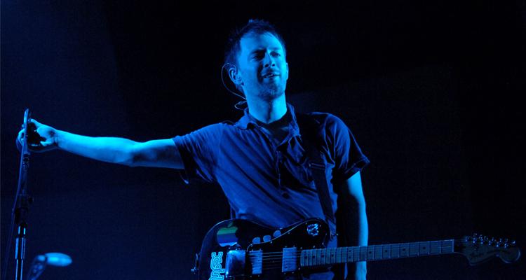 Resultado de imagen para radiohead 2002