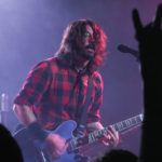Foo Fighters interpretaron dos temas nuevos en Frome (Reino Unido)