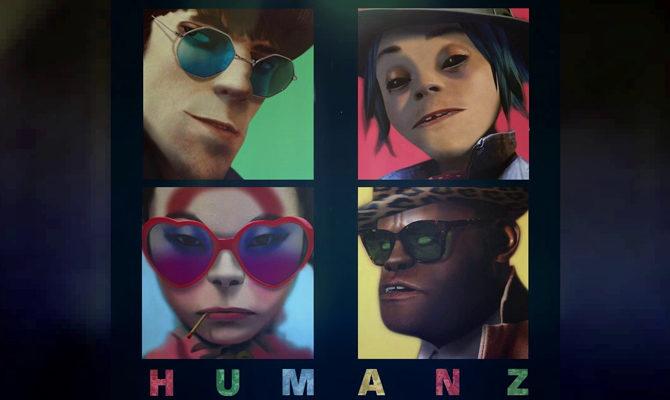 critica gorillaz