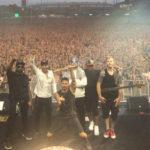 Serj Tankian interpretó 'Like A Stone' junto a miembros de Audioslave