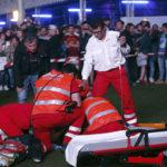 Muere un acróbata al caer al vacío en el Mad Cool Festival