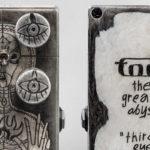 El impresionante (y personalizado) nuevo pedal del bajista de Tool