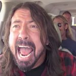 Foo Fighters protagonizan el último Carpool Karaoke de James Corden