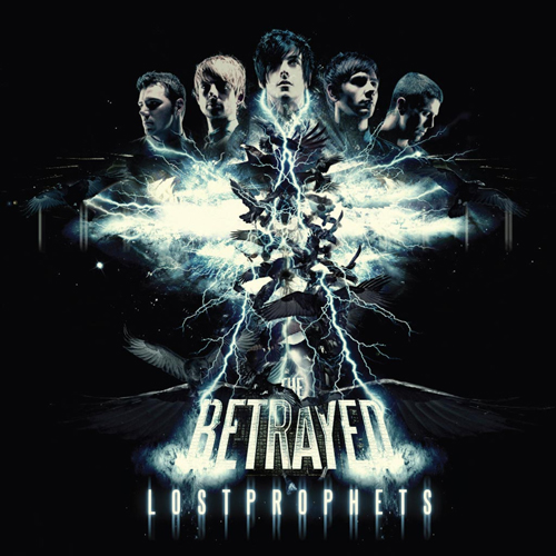 Lostprophets -The Betrayed -cover