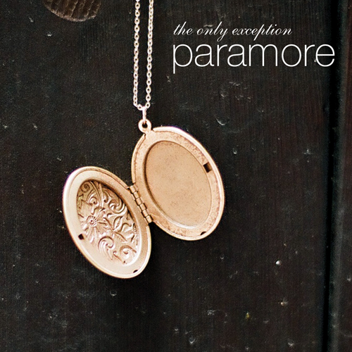 paramore the only expectation