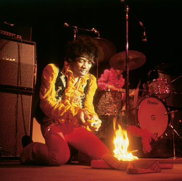 Jimi Hendrix Monterey Pop Festival