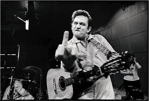 Johnny cash live