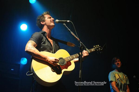 secondhand serenade hear me now nuevo album