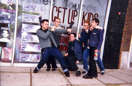 the get up kids album 2011