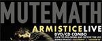 mutemath armistice live cd dvd