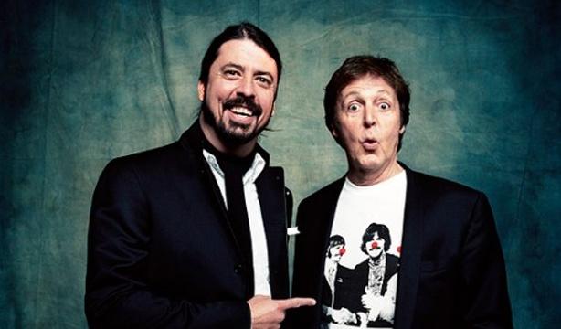 Dave Grohl, Springsteen y Eric Clapton han colaborado en el nuevo álbum de Paul McCartney