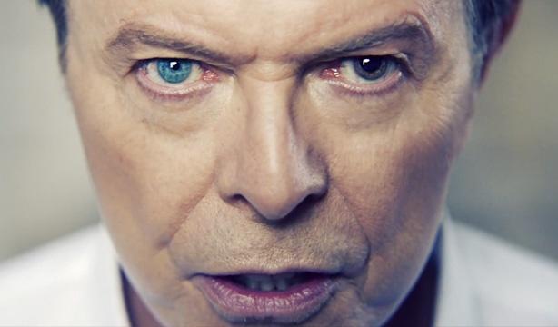 Cara a cara con David Bowie en el videoclip de 'Valentine's Day'