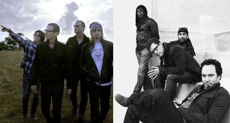 Nuevos discos de Stone Temple Pilots y Dave Matthews Band en el horizonte