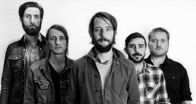 band of horses acoustic at the rhyman
