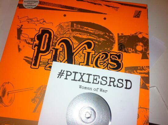 pixies-rsd