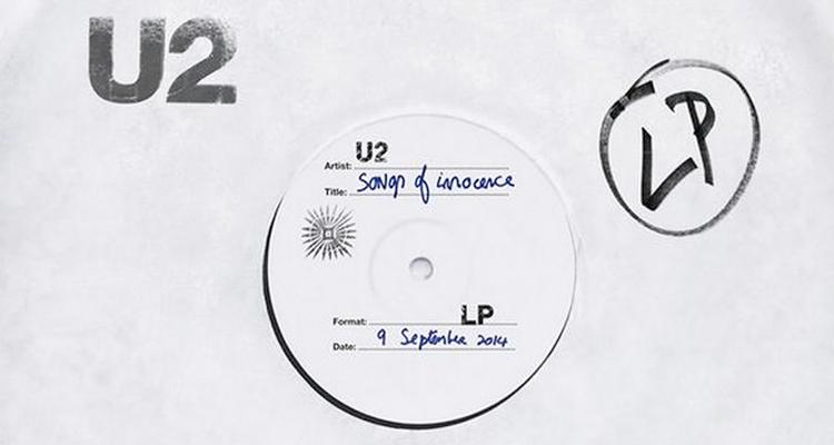 U2 lanzan inesperadamente un nuevo disco...¡gratuito!