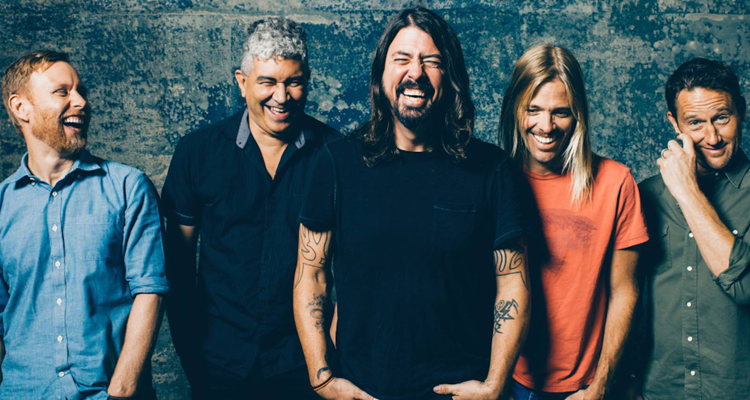 foo fighters congregation