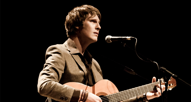 Scott Matthews, brillando en las Wonderland Sessions