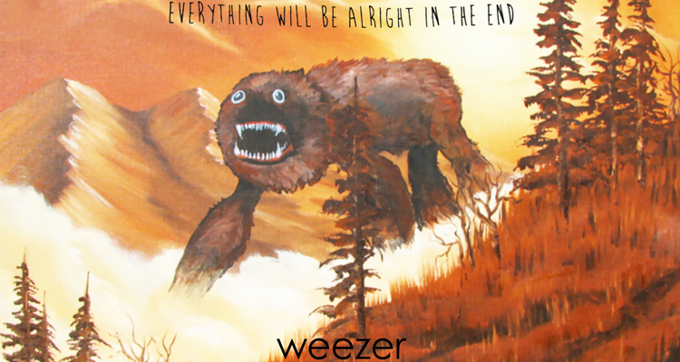 weezer everything will be alright