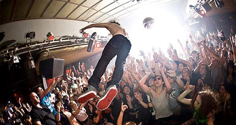 mejores momentos stage diving