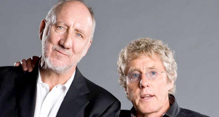 the who hyde park londres 2015