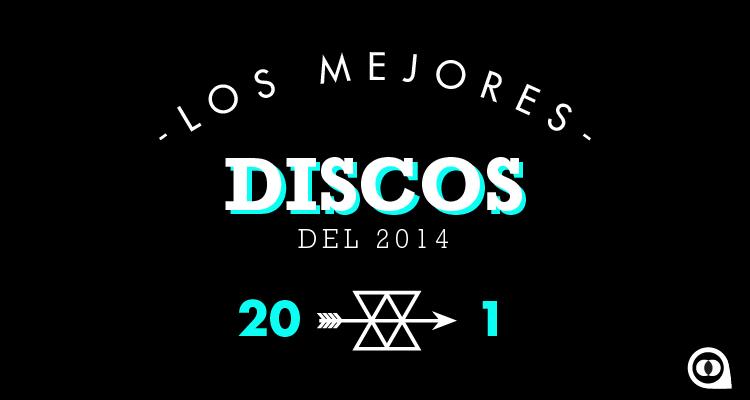 mejores discos 2014 lista