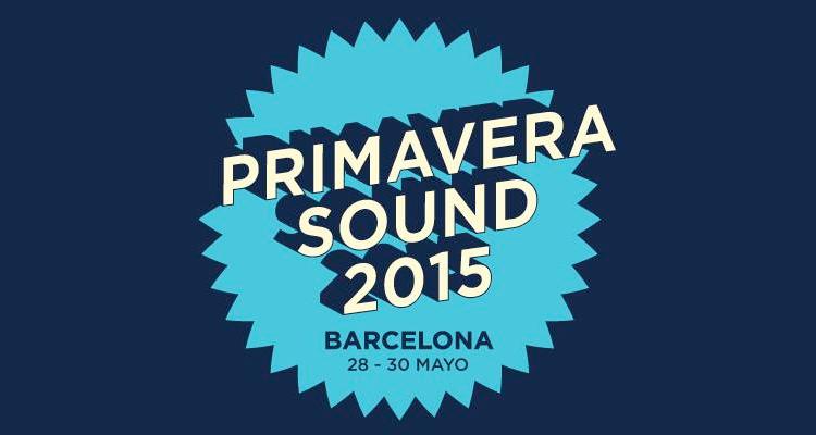 primavera sound 2015 cartel