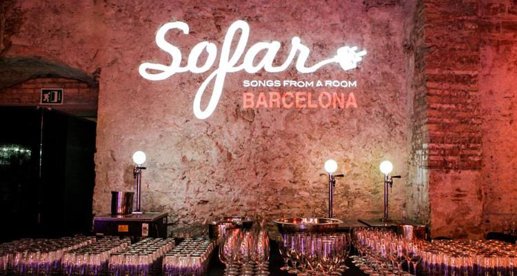 sofar sounds barcelona
