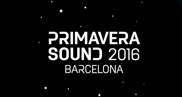 primavera sound 2016 cartel entradas