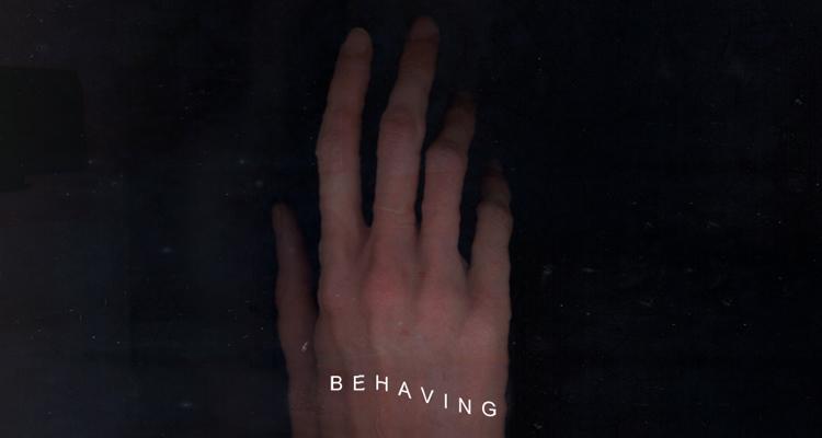 behaving