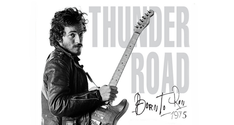 bruce springsteen video thunder road
