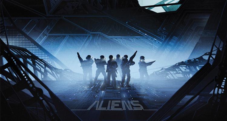 aliens vinilo edicion limitada
