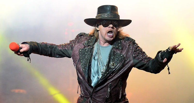 axl rose acdc