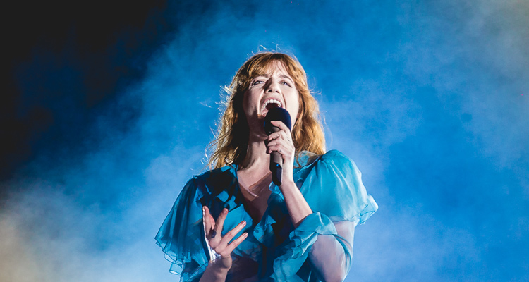 florence machine directo