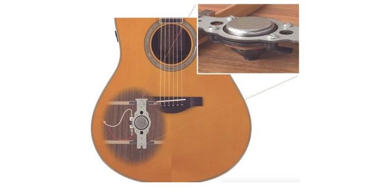 guitarra efectos amplificados